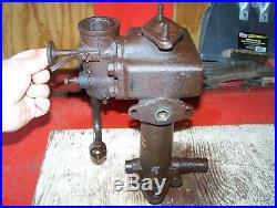 Old IHC INTERNATIONAL HARVESTER TITAN 10-20 Tractor Kerosene Mixer Carburetor