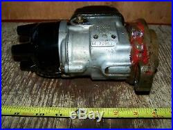 Old INTERNATIONAL HARVESTER H4 A B C H M W4 W6 W9 Tractor Magneto Hit MIss HOT