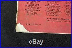 Original IH Mccormick Farmall 460 560 International 560 Diesel Set of Manuals