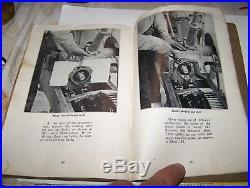 Original INTERNATIONAL HARVESTER 10-20 15-30 Tractor Dealer Overhaul Manual WOW