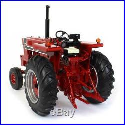 PAIR OF 2 White & Black 1/16 Precision Series International Harvester 766 ERTL