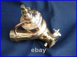 Polished IHC McCormick Deering Farmall 15-30 Tractor Brass Ensign Carburetor