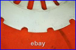 Popcorn Pop Corn Seed Plate with Filler Ring IH Planter Farmall Cub Super A