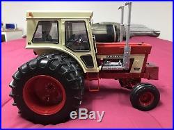 Precision series #3 International Harvester 1468 die cast tractor