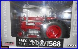 RARE International Harvester 1568 Precision Elite #3 Farm Tractor