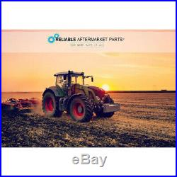 RW13286 13 x 28 Rear Rim For Case International Harvester Tractor Models