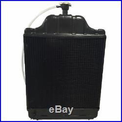 Radiator For Case/International Harvester 480C INDUST/CONST D89104