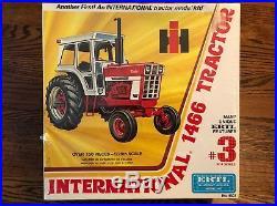 Rare Ertl International Harvester 1466 Tractor Model #8003sealed