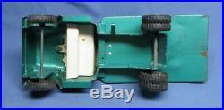 Rare Ertl International Harvester Loadstar Tilt-Back Flatbed Truck withTractor VGC