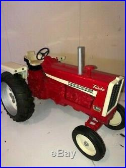 Rare Farmall 1206 Tractor 1/8 Ih International Wf Signature Series Huge 19 Long