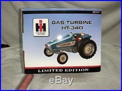 Rare SpecCast Resin 1/16 International Harvester HT-340 Gas Turbine Tractor NIB