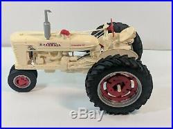 Rare Yoder IH McCormick Farmall Super MTA Demonstrator Tractor -Plastic No Box