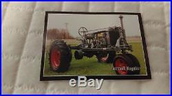 Rare vintage International Harvester tractor farm equipment trading cards