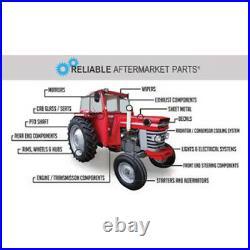 Rear Rim Fits Ford 2N 8N 9N Tractor 10 x 28 6 Loop NCA1020B MF DB Fits Case IH
