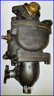 Rebuilt Carburetor Ih Mccormick F20 Tractor Zenith K5 6392d 21271db