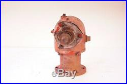 Right Angle PTO Drive For Belt Pulley International Harvester IH Farmall Cub 90°