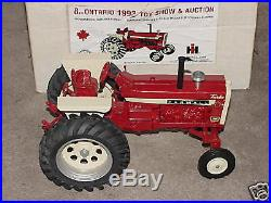 Sm 1/16 Ih Farmall 1206 Ontario Canada Toy Show Tractor