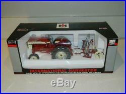SpecCast 1/16 IH International Harvester 340 Utility tractor with251 planter NIB