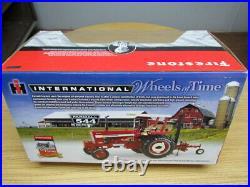 Spec Cast 1/16 International Harvester Ih Farmall 544 Tractor Se Firestone