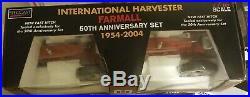 Speccast 1/16 50th Anniversary Farmall 300 & 400 Tractors Nib/never Displayed