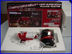 Speccast 1/16 Case Ih MX Gunpowder And Lead Light Super Stock Pulling Tractor