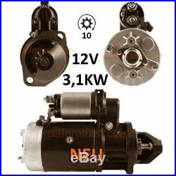 Starter IH McCormick BKS Farmall D-430 432 320 322 324 326 0001366019 0001354094