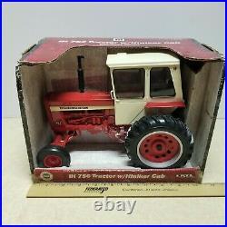 Toy ERTL IH 756 Tractor With Cab 1/16 Die Cast STK #14124 Custom International