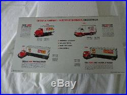 True Value Cotter & Co. 50 Years Of Quality Service 1959 Ih Rf200 Tractor/trailer