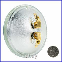 Two LED Headlights 4-1/2 Round Spot / High Beam John Deere 4020, 6620 3010 4520