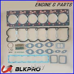 Upper Head Gasket Gaskets Set Kit For 5.9L Cummins 24V 4089790 4090037 3800853