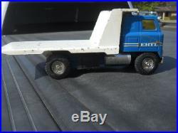 VINTAGE ERTL INTERNATIONAL IH Transtar Implement Tractor TRUCK Farm Toy 1/16th