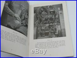 Vintage 1910's International IH TITAN 10-20 Tractor OVERHAULING Manaul ORIGINAL