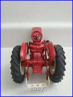 Vintage 1958 Ertl 116th Scale International 240 Utility Tractor RP Fast Hitch