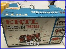 Vintage 1970 Ertl IH Farmall 856 International Harvester Tractor 116 NIB