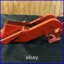Vintage Carter Tru-Scale Corn Picker Implement 411 Farm Tractor 1/16 Pressed