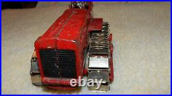 Vintage Cast Iron Diecast Arcade Crawler Tractor IH McCormick Old Original 1930s