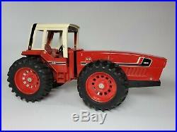 Vintage ERTL International Harvester 3588, 966 + 1586 Diecast Tractors SET OF 3