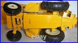 Vintage Ertl 1/16 International Harvester Tractor Loader Backhoe Diecast