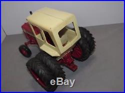 Vintage Ertl IH Farmall 1256 Turbo International Harvester Farm Toy Tractor 1/16