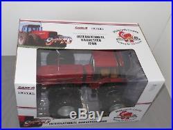 Vintage Ertl International Harvester 7288 116 2+2 metal Tractor Wisconsin
