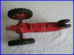 Vintage Eska Ertl 1/16 Scale Diecast IH Farmall 560 Farm Tractor Parts Restore