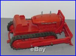 Vintage IH International Harvester TD 24 Crawler Tractor Blade Product Miniature