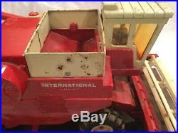 Vintage IH International Harvester Tractor Manager Award/Gift & Business Cards