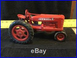 Vintage International HarvesterFarmall Plastic Tractor Exceptional Condition