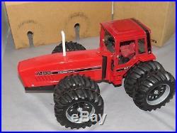 Vintage International Harvester 7488 IH 2+2 4WD Tractor Dealer Edition NIB 116