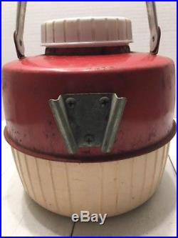 Vintage International Harvester IH Farmall Coleman Water Cooler Tractor RARE