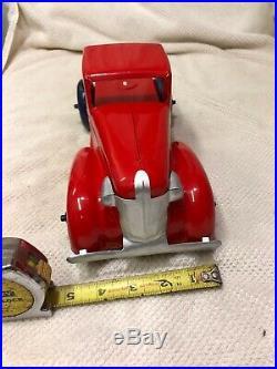Vintage Marx / Wyandotte Toy Semi Tractor Truck Restored