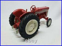 Vintage Restored IH International 340 Utility Tractor Fast Hitch Ertl 1/16 Scale