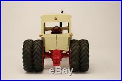 Vtg ERTL International Turbo 1466 Farmall Tractor Dual Back Tires Diecast 1/16
