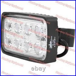 WL640 LED Work Lamp Light Tractor Combine Backhoe for Bobcat Case IH Deere Ford
